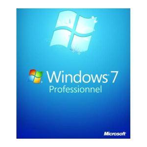 Windows 7 : Edition Professionnelle pour Windows