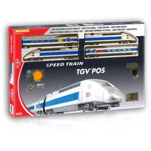 Mehano T103 - Coffret de train : TGV Pos