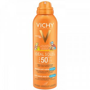 Vichy Ideal Soleil - Brume anti-sable enfants SPF 50+