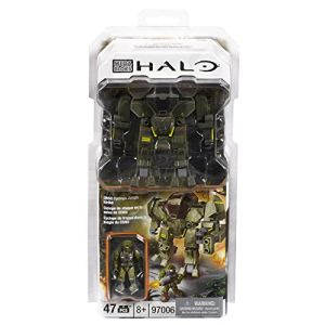 Mega Bloks 97006U - Halo : Cyclope de frappe dans la jungle du UNSC
