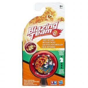 Hasbro Blazing Team Yo-Yo Dompteur de créatures Tigre