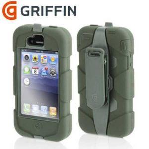 Griffin GB02502 - Coque de protection pour iPhone 4 et 4S