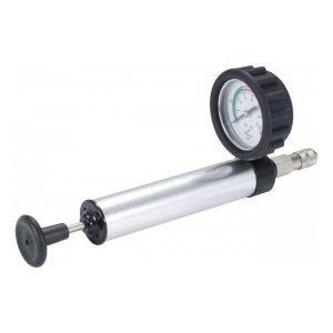 KS Tools 455.0111 Pompe manuelle pour contrôleur de système de refroidissement avec manomètre - KSTOOLS