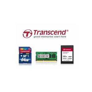 Transcend TS4GAP1600S - Barrette mémoire 4 Go DDR3 1600 MHz SoDimm 204 broches