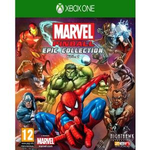 Marvel Pinball épic collection : Volume 1 [XBOX One]