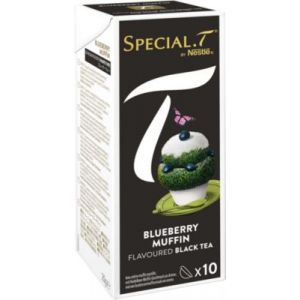 Nestlé Capsules Special.T Thé Noir Blueberry Muffin x10