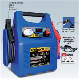 GYS Booster PACK 750 26 Ah 12 V
