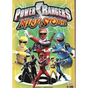 Power Rangers : Ninja Storm - Volume 2