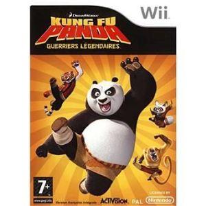 Kung Fu Panda : Guerriers Légendaires [Wii]