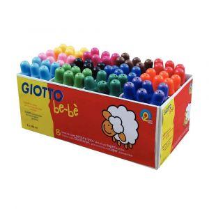 Omyacolor Classpack de 72 crayons de couleur MAXI Bébé