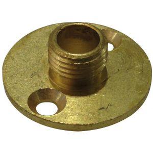 Girard sudron Raccord lustrerie - A plaque mâle 10 x 1 diamètre 25 mm - Vendu par 1