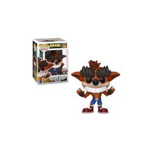 Funko POP! - Games - 422 - Crash Bandicoot - Fake Crash Bandicoot [Special Edition] [Figurine POP]