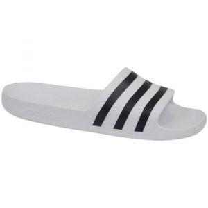 Adidas Adilette Aqua - Sandales de marche taille 10, gris