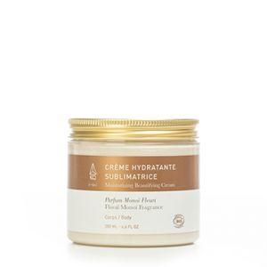 EQ Crème hydratante sublimatrice bio 200ml