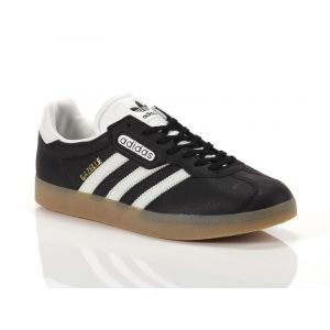 0f5702361cdd Adidas Gazelle Super, Sneakers Basses Homme, Noir (Core Black/Vintage White/