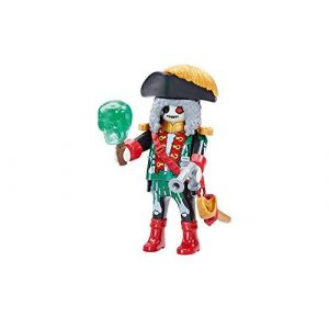 Playmobil 6591 - Chef des Pirates Fantômes - Emballage Plastique, pas de boîte