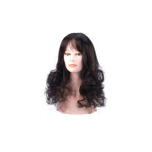 Beautydis Elsa - Perruque longue 40-45 cm ondulée brun 1
