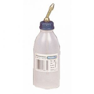 Pressol Burette plastique, bec laiton réglable (250 ml - 185) - Capacité : 250 ml - Haut. mm : 185 -