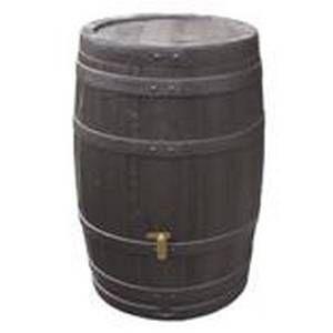 Carentia Récupérateur à eau tonneau vino 250 litres