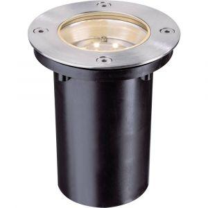 Paulmann Spot LED extérieur encastrable 1.2 W gris-argent