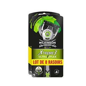 Wilkinson Rasoir Xtrem3 x4 lot de 2