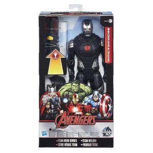 Hasbro Figurine électronique War Machine Avengers 30 cm