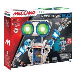 Meccano Meccanoid 2.0 - Robot 497 pièces