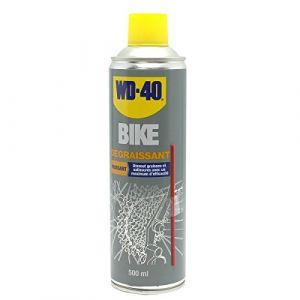 WD-40 Dégraissant transmission vélo 500 ml