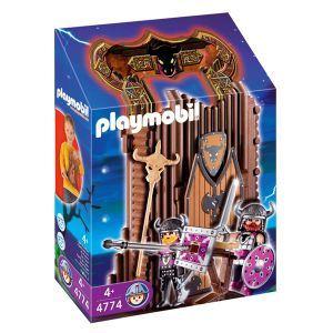 Playmobil 4774 - Citadelle des Barbares transportable