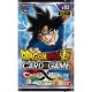 Bandai Dragon Ball Super - Booster Série 03 - Les Mondes Croisés