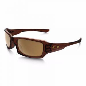 Oakley Fives Squared Polished Rootbeer - Lunettes de soleil