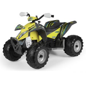 Peg Perego Quad Polaris Outlaw Jaune