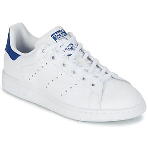 Adidas Baskets basses enfant STAN SMITH J blanc - Taille 36,38,36 2/3,37 1/3,38 2/3,35 1/2