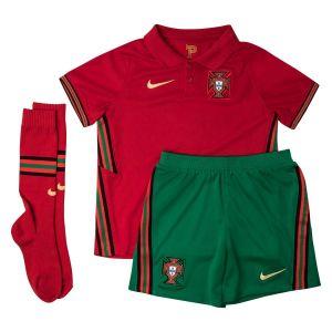 Nike Tenue domicile Portugal 2020 Breathe Rouge - Taille 3 Ans