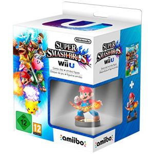 Super Smash Bros. for Wii U + amiibo Mario [Wii U]