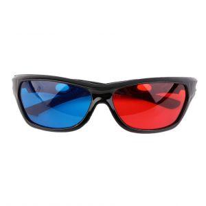 Lunettes 3D Bleues Rouges