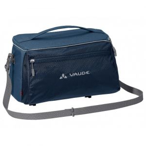 Vaude Wheeled Equipment Sacoche Mixte Adulte, Marine, 18 x 34 x 20 cm, 11 Litre