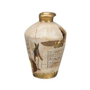 Nobby Cruche Égyptienne Décoration pour Aquarium 12 x 12 x 17,5 cm
