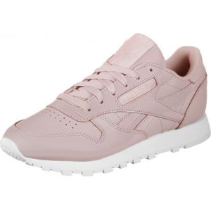 Reebok Classic Leather chaussures Femmes violet T. 40,0