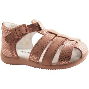 Kickers BIGFLY, Sandales Bébé Fille, (Rose), 27 EU