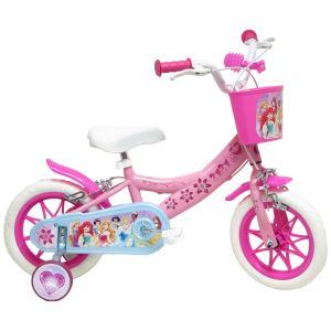 "Vélo enfant Disney Princesse 12"""