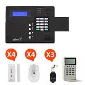 Atlantic's ST V Kit 4 - Alarme GSM sans fil