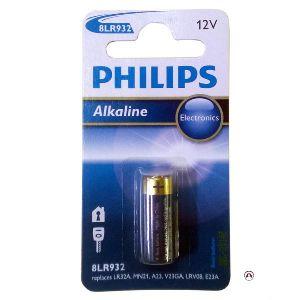 Philips 1 pile 8LR932 12V Alkaline
