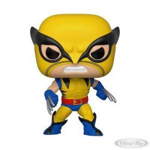 Funko Pop Bobble Marvel: 80th-First Appearance Wolverine Figurine de Collection, 44155, Multicolore