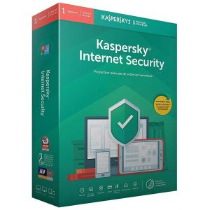 Internet Security 2019 (1 Poste / 1 An) [Windows]