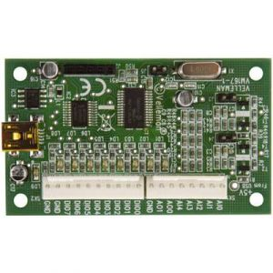 Velleman Module mini interface USB kit monté alimentation via USB VM167