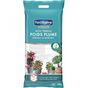 Fertiligene Mon Terreau Poids Plume Intérieur & Extérieur - 10 L