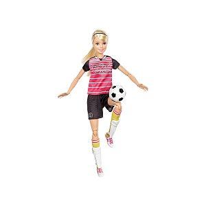 Simba Toys Poupée Barbie Sport -Football DVF69
