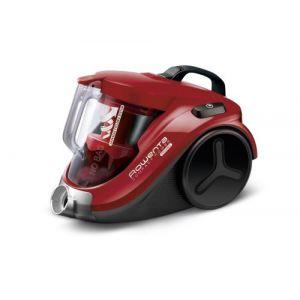 Rowenta Aspirateur sans sac Compact Power Cyclonic avec Animal Kit YY4187FE 750 W Rouge