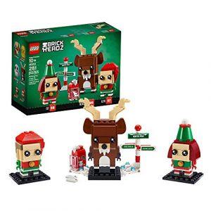 Lego Brickheadz - Renne, Elfe Et Elfie - 40353
